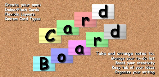 cardboard index cards apps on google play