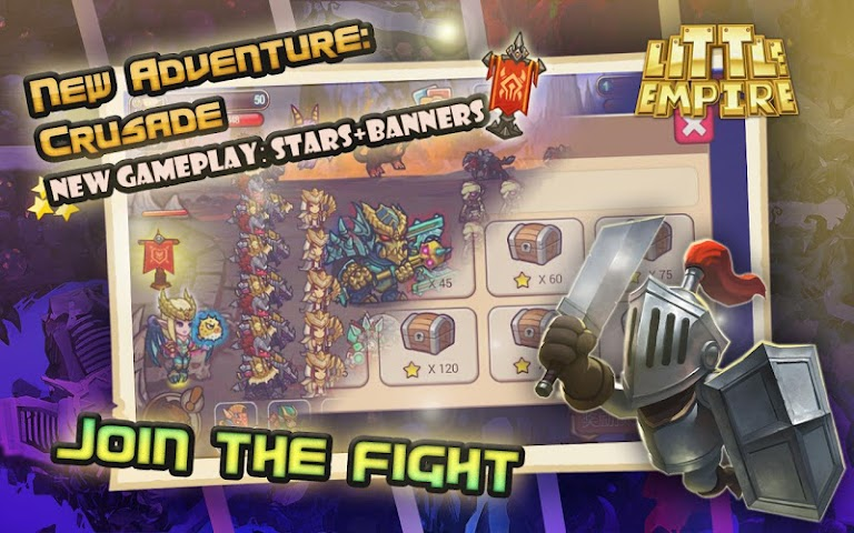 android Little Empire Screenshot 4