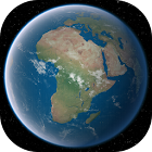 Earth 3D HD LWP icon