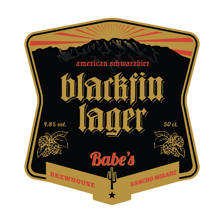 Logo of Babes  Blackfin Lager
