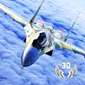 Arctic Jet Fighter 3D icon