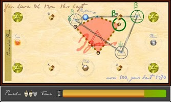 Screenshot of Da Vinci's Lost Secrets Arcade