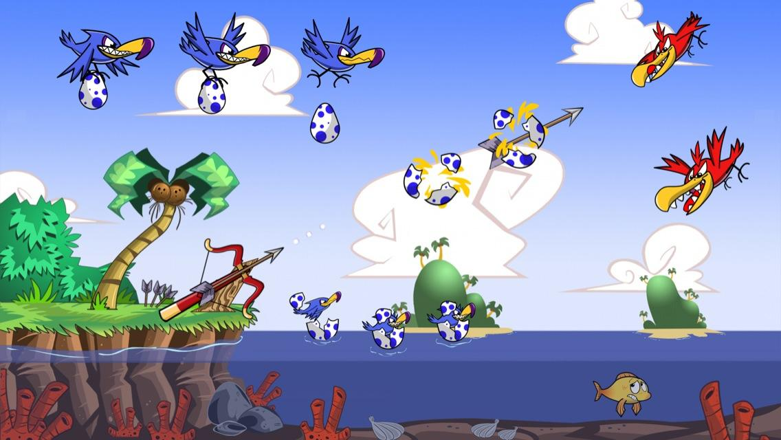 Meany Birds - screenshot