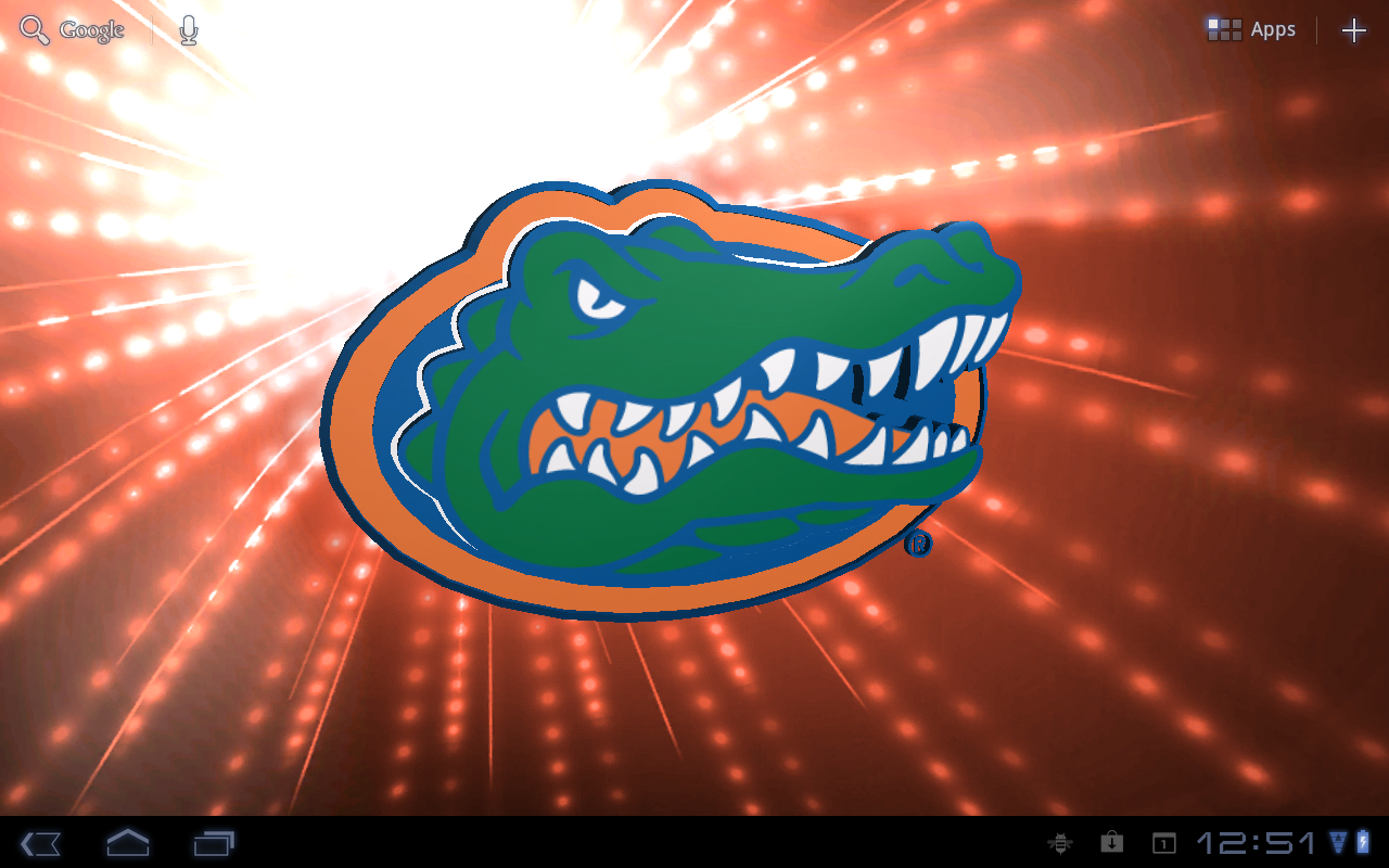Florida gators live wps android apps on google play - Florida gators background ...