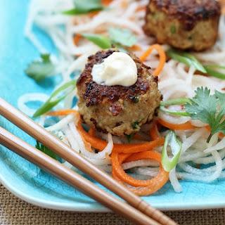 Vietnamese Bahn Mi Meatballs – Low Carb.
