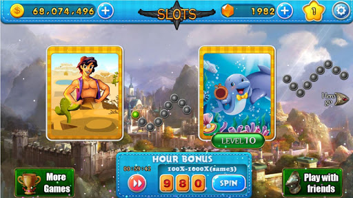 Slots HD:Best Freeslots Casino 1.8 screenshots 2
