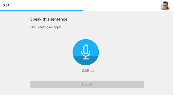 Duolingo Test Center - screenshot thumbnail