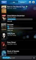 Screenshot of DIRECTV GenieGO