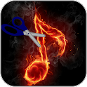 Ringtone Creator Mp3 Editor icon