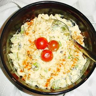 Mama's Macaroni Salad.