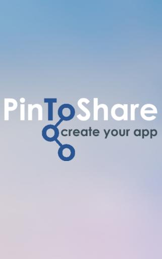 PinToShare