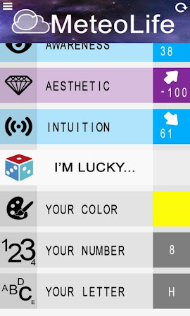 Horoscope Pocket Free 1.1 screenshot 21531