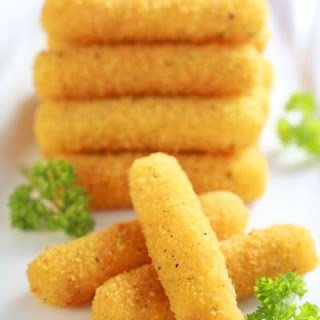 Crispy Crunchy Zucchini Sticks