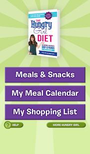 Hungry Girl Diet Bk. Companion - screenshot thumbnail