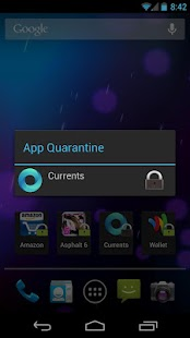 App Quarantine ROOT/FREEZE Screenshot