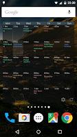 Screenshot of Touch Calendar Free