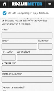 KozijnMeter - screenshot thumbnail