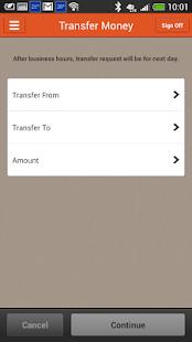 ICU Mobile Banking - screenshot thumbnail