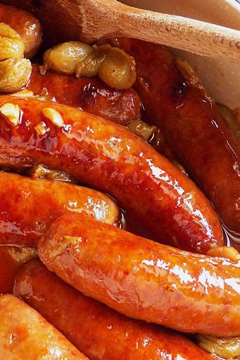 【免費健康App】Sausage - Recipes-APP點子
