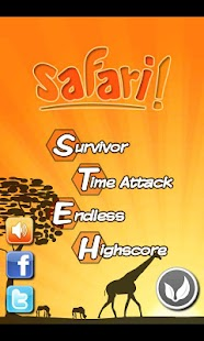 Safari! HD - screenshot thumbnail