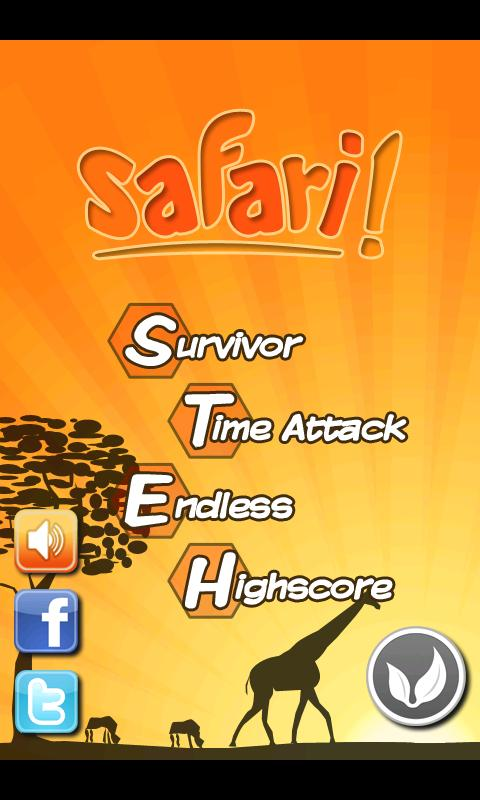 Safari! HD- screenshot