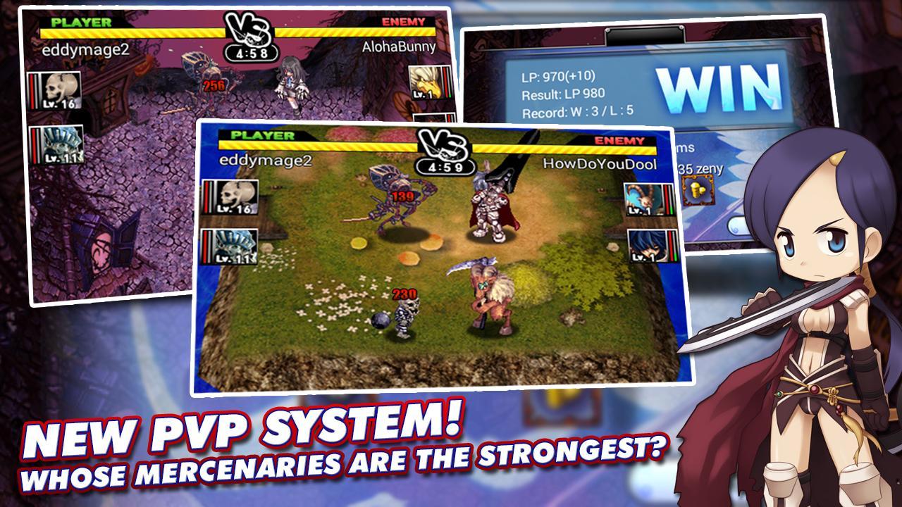 Ragnarok: War of Gods- screenshot