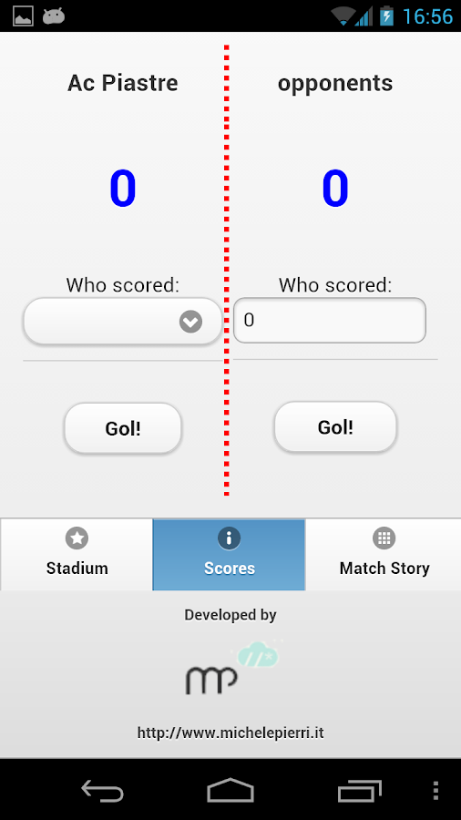 Futsal Manager 2- screenshot