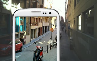 Screenshot of HDR Camera+