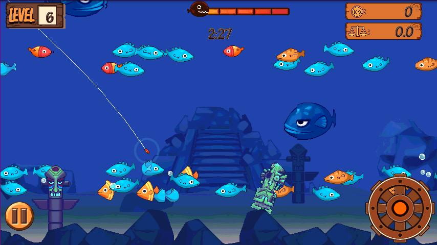 Fishing Monkey HD - screenshot