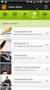 Graduate and Intern Jobs - UK - screenshot thumbnail