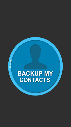 Backup My Contacts