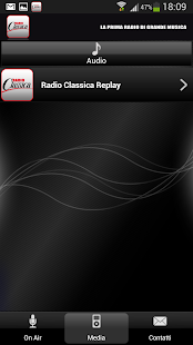 Radio Classica- miniatura screenshot