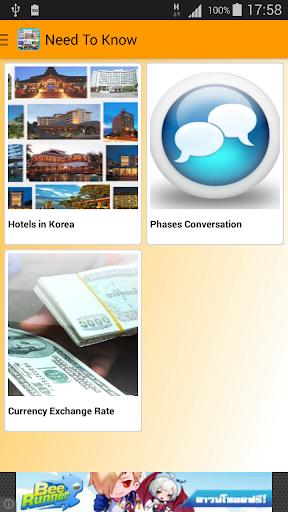 Korea Travel Need to know