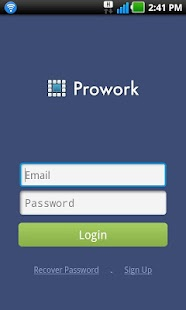 Prowork Notifications- screenshot thumbnail