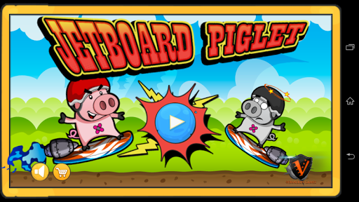 Jetboard Piglet