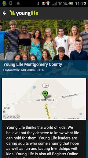 【免費生活App】Young Life Montgomery County-APP點子