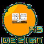 Sense 5 - UCCW Skin icon
