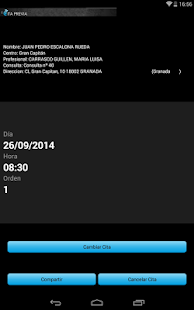 Cita Previa InterSAS - screenshot thumbnail
