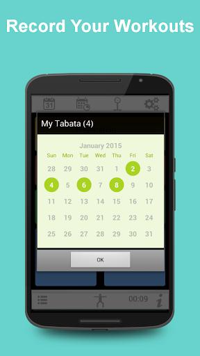 Tabata Timer for HIIT  screenshots 4