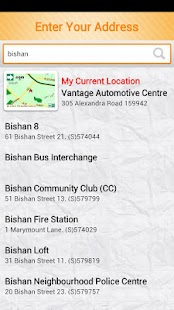 Mobile E-care Locator (MEL)- screenshot thumbnail