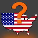 State Quiz Free logo