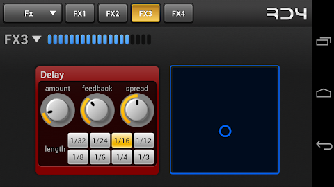 RD4 Groovebox Demo Screenshot 6