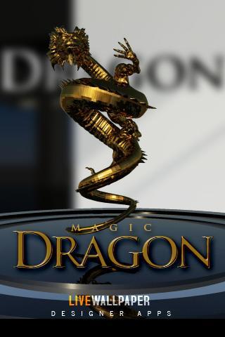 golden dragon live wallpaper v1.52