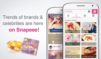 Screenshot of Snapeee, Japan Asia Cute Photo