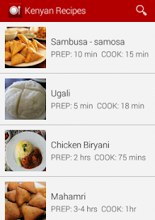 Kenyan recipes apps on google play screenshot image forumfinder Gallery