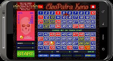 Cleopatra keno free app