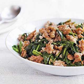 Thai-Style Water Spinach (Pad Pak Boong)