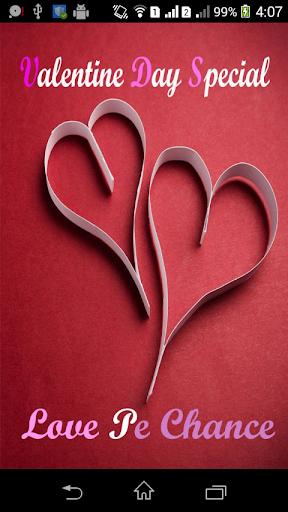 Love Pe Chance Valentine day