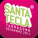 Santa Tecla 2011 logo
