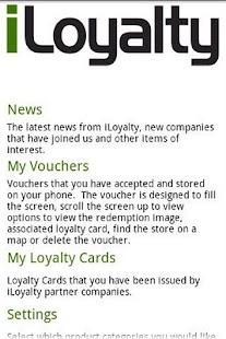 iLoyalty- screenshot thumbnail